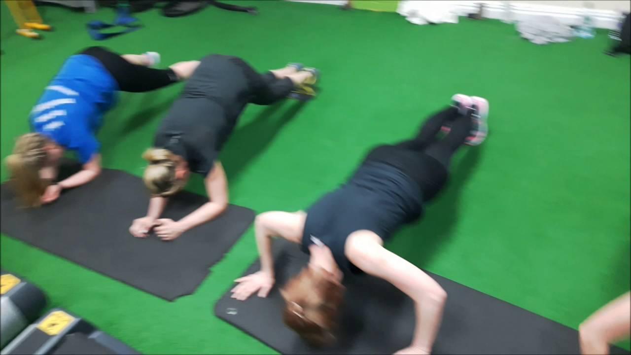 High Intensity Cardio   Spartan Class @ Studio 360 Fitness ...