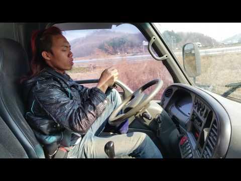 Driver truk di korea (KULI)
