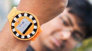 20 $Altında kendi Akıllı saatimi yaptım nasıl