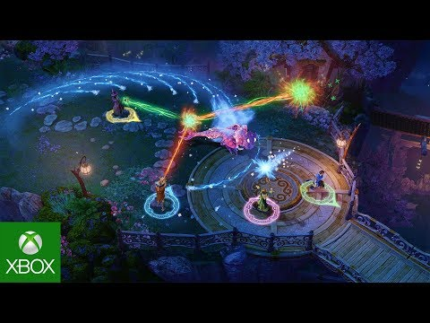 Nine Parchments Xbox One X Teaser