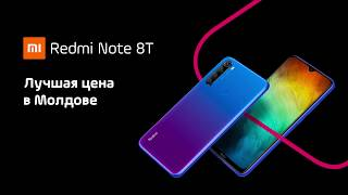 Смартфон Xiaomi Redmi Note 8T в Молдове