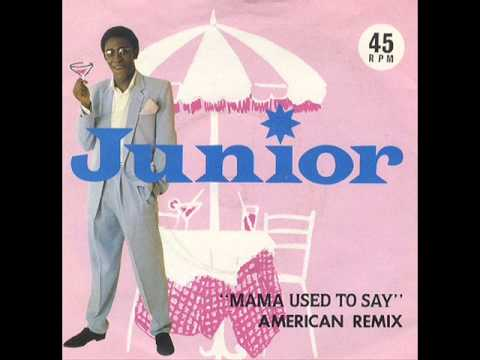 Junior - Mama Used To Say (1982)