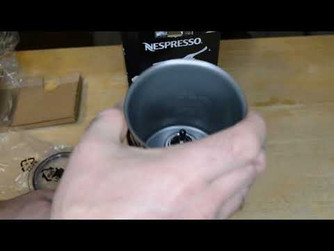 Nespresso Aeroccino 3 3594 Milk Frother Review