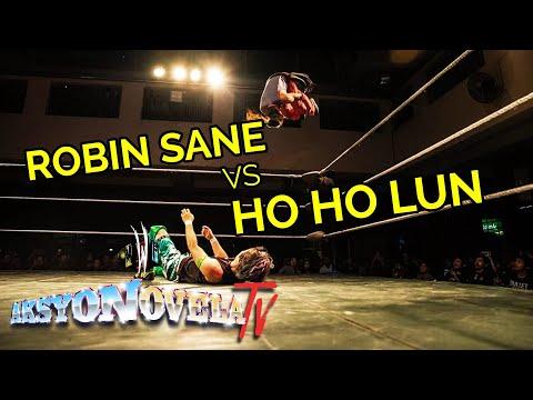 MANDIRIGMA MATCHES 2 - Ho Ho Lun Vs. Robin Sane (MWF 3: Republika 2018)
