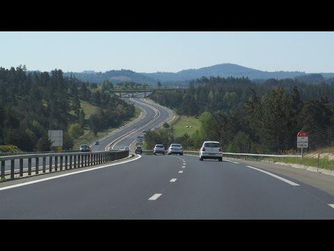 France: A75 St Flour - Marvejols