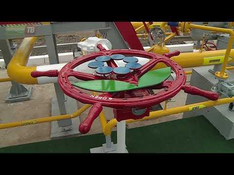 Группа «ФосАгро» ввела в промышленную эксплуатацию аммиакопровод в Балакове