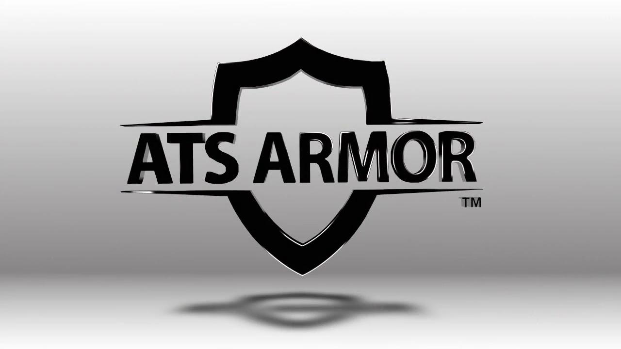 ATS Armor VS Competitor Type IV Ceramic Spalling