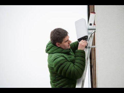 Jak probíhá instalace pevného Nordic 5G internetu?
