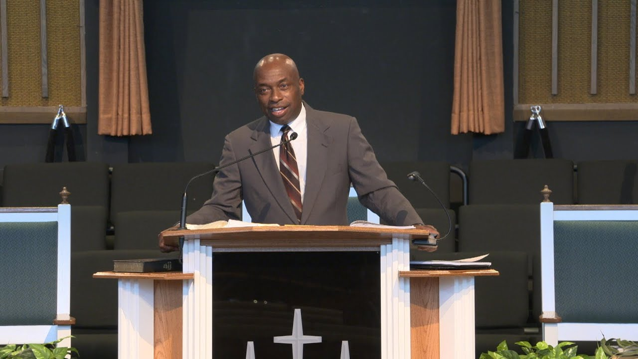 God is Watching (How We Live) by Pastor Bennie B. Ford