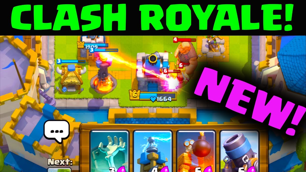 clash royale - gameplay #2 trailer