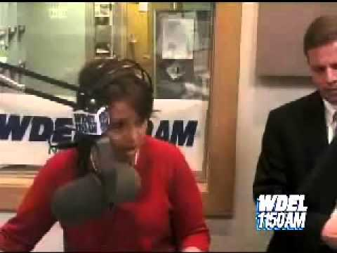 O'Donnell Gets Owned on WDEL