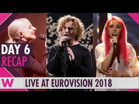 Eurovision 2018: First rehearsals winners & losers Day 6 (Review) | wiwibloggs