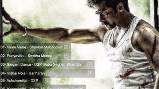Singam 2 Jukebox- All songs 320Kbps