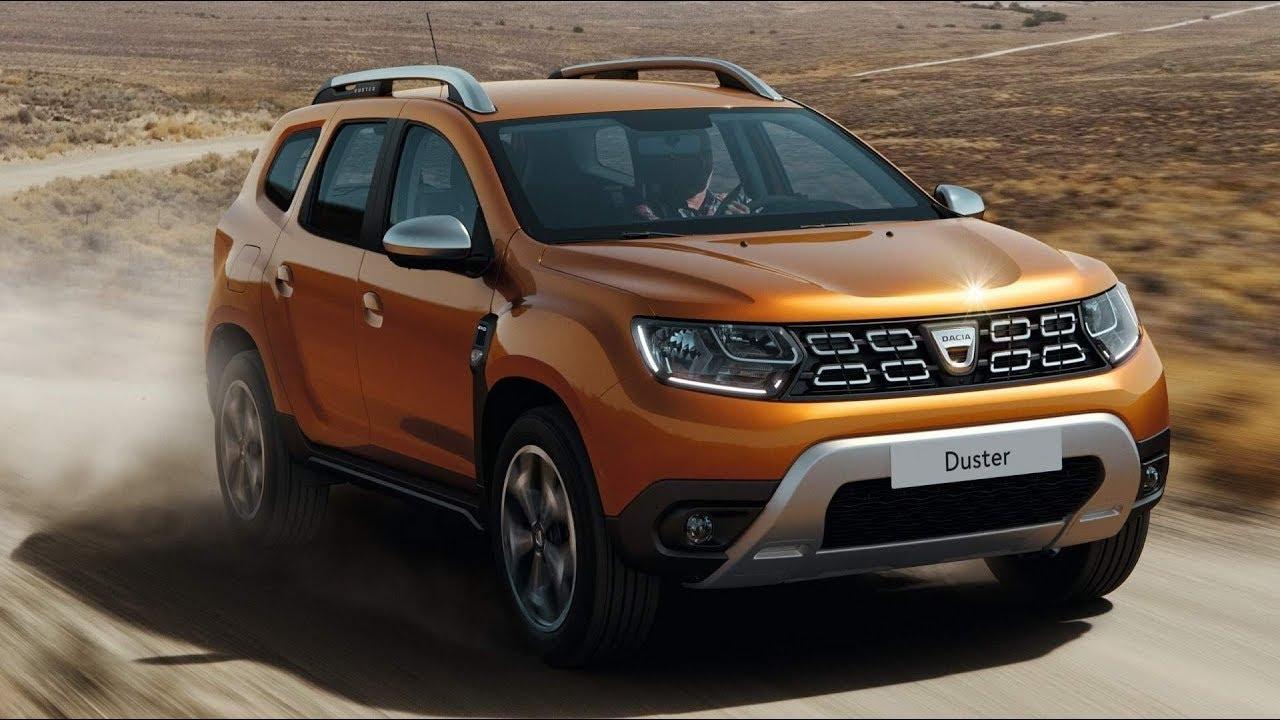8d9a33b80 Novo Dacia (Renault) Duster 2018 - detalhes internos e externos -  www.car.blog.br