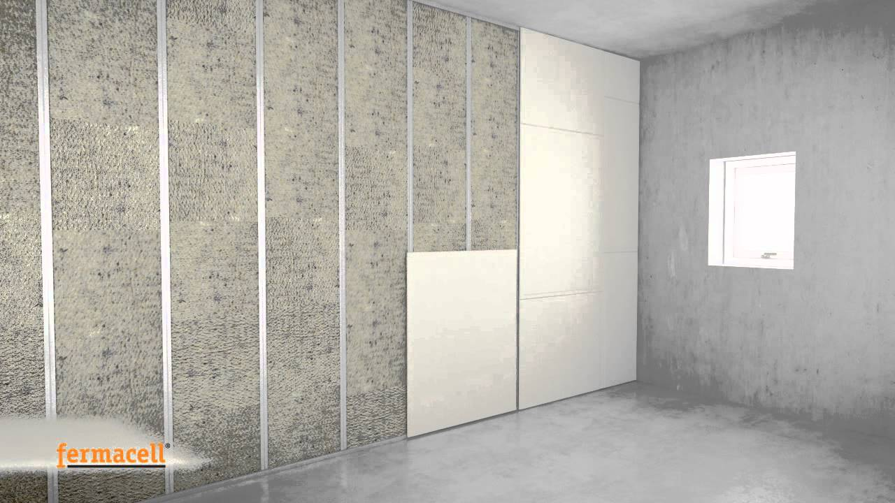 Fermacell gipsvezelplaat wand 1200x900x12 5mm 4ak 16 kg for Prix pose fermacell