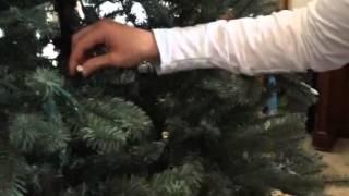 Super easy way to fix your GE prelit Christmas tree