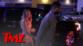 Khloe Kardashian & Tristan Thompson -- Hand in Hand at Khloe's Birthday Party | TMZ