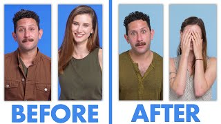 Interviewed Before and After Our First Date | Glamour