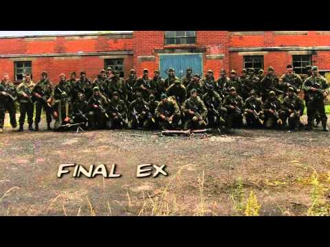 Royal Marine 125 Troop Video