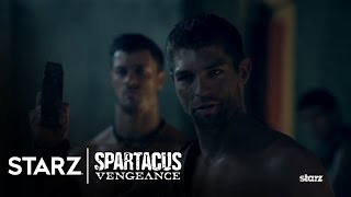 Spartacus: Vengeance   Episode 2 Clip: A Place In This World   STARZ