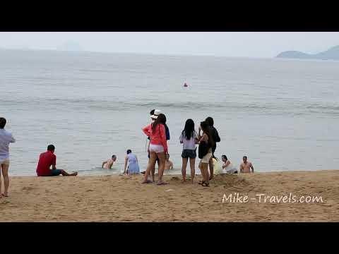 Vietnam Travel - Nha Trang Beach