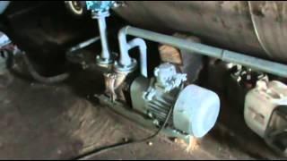 Подпольный цех по изготовлению дизтоплива