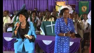 Mrs. Macharia helps raise Ksh4M towards construction of a church in Kerugoya
