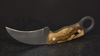 How to Make a Karambit - The Ultimate Bad-Ass Knife?