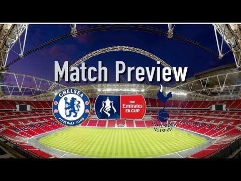 Match Preview || CHELSEA v TOTTENHAM || Cahill out with Gallstones!