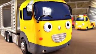 Çizgi Film - Tayo otobüs - Тайо   автовоз