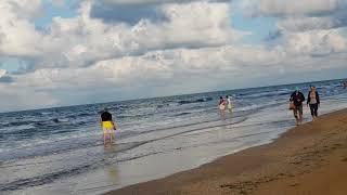 ШТОРМ ИЛИ УЖЕ НЕТ!? Черное море 7.30 утра 10.09.2018 #АНАПА #ВИТЯЗЕВО #ДЖЕМЕТЕ