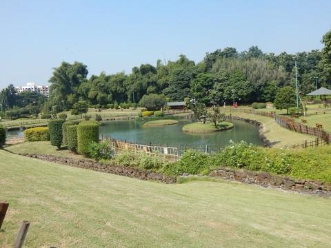 Pune Okayama Friendship Garden, Pune