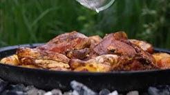 BBQ Kroatisch Peka Topf