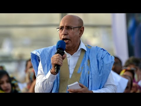 Ghazouani named Mauritania president as opposition rejects result