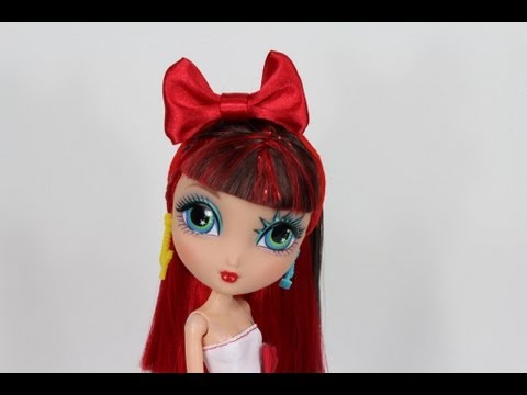 How to Make a Doll Headband and Other Stuff - Doll Crafts