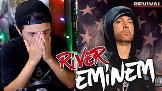 Eminem - River (Audio) ft. Ed Sheeran - REACCION