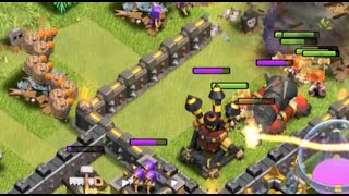 Clash of Clans Attacks - Pro Attackers Fail Too! Episode 92