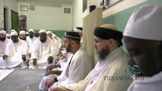 Wadhifa et Hadra à la Zawiya Tidjaniya El Koubra d