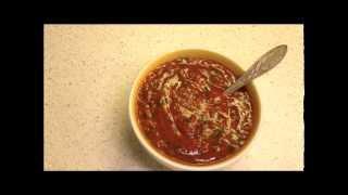 Как приготовить соус.