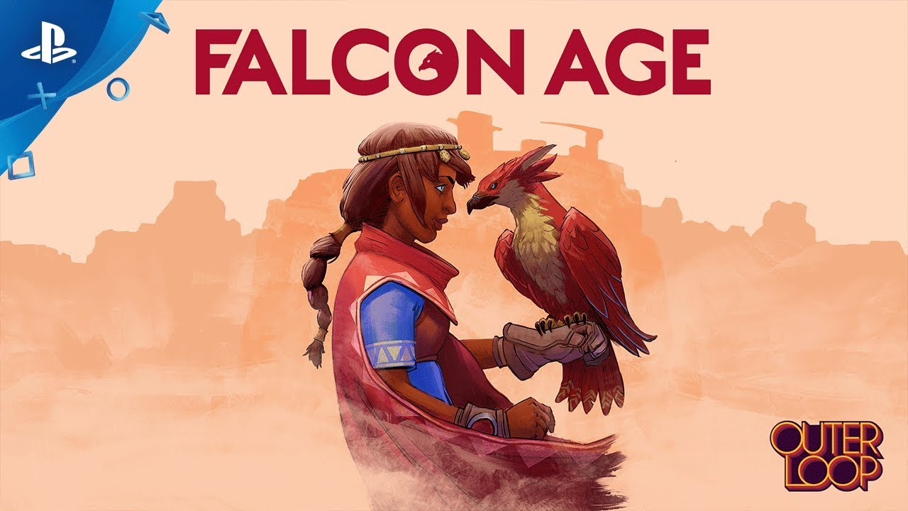 Falcon Age - Reveal Trailer | PS4, PS VR