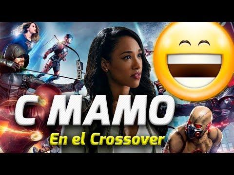 C MAMO EN EL CROSSOVER VOL. ESPECIAL