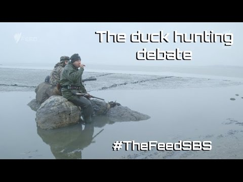 The Duck Hunting Debate - The Feed