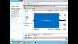 Lync 2010 to 2013 demo   Part 5   Updating Exchange, Creating Lync 2013 Front End and Edge