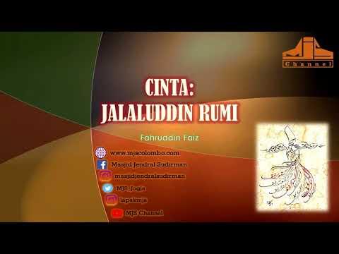 Ngaji Filsafat 144 : Filsafat Cinta - Jalaluddin Rumi