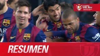 Resumen de FC Barcelona (5-0) Elche CF