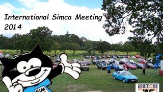 Passion Horizon TV - Route UK, International Simca Meeting 2014