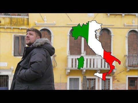 Un INGLESE in ITALIA per la PRIMA volta Ep.1 - thepillow