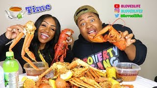 Seafood Boil with TroyceTV