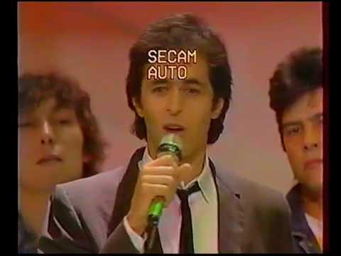 Jean Jacques Goldman victoire de la musique  1987