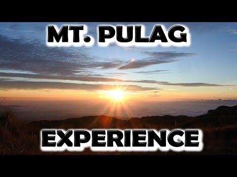 Mt. Pulag Experience Part 2 | Actual Hike | The Glam Owl